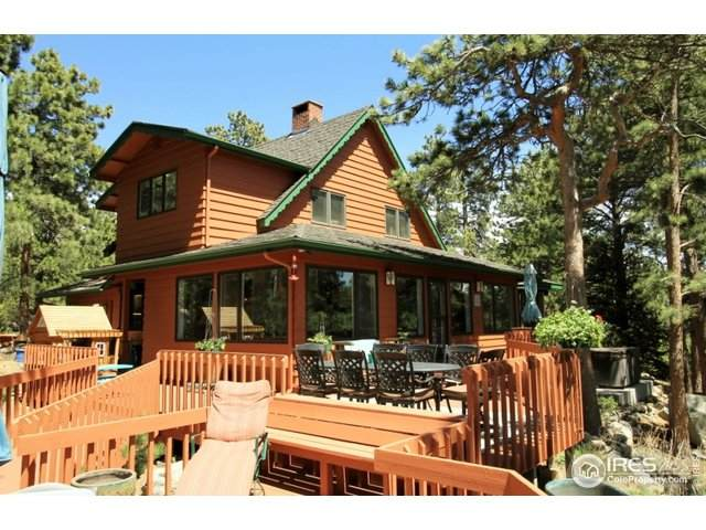 12925 Highway 7, Allenspark, CO 80510 (MLS #912579) :: Hub Real Estate