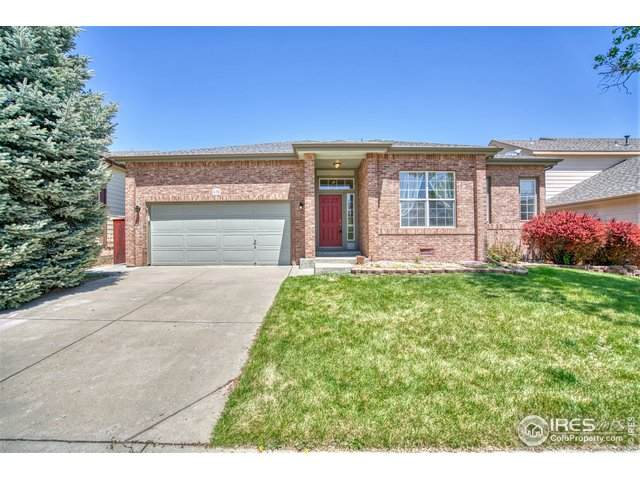 630 Clarendon Dr, Longmont, CO 80504 (MLS #912584) :: J2 Real Estate Group at Remax Alliance