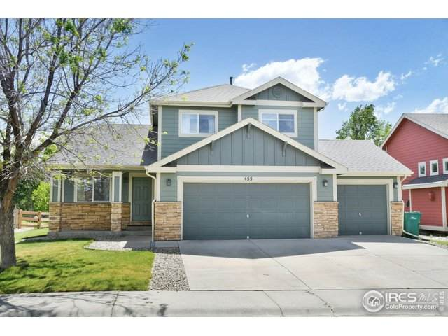 455 Lyra Pl, Loveland, CO 80537 (MLS #912591) :: Downtown Real Estate Partners