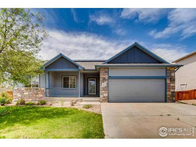 245 Hermosa St, Lochbuie, CO 80603 (MLS #912592) :: Colorado Home Finder Realty