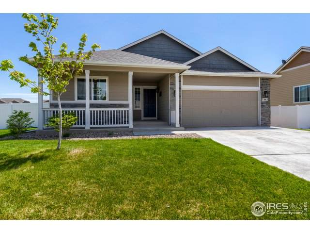7542 Final Turn Dr, Wellington, CO 80549 (MLS #912594) :: 8z Real Estate