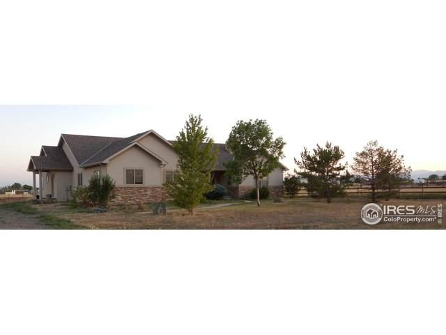 2904 County Road 12, Erie, CO 80516 (#912596) :: The Dixon Group