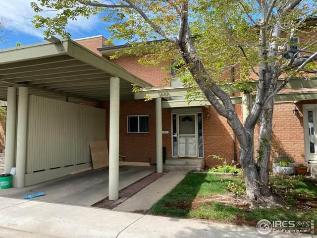 1550 Chambers Dr, Boulder, CO 80305 (#912608) :: milehimodern