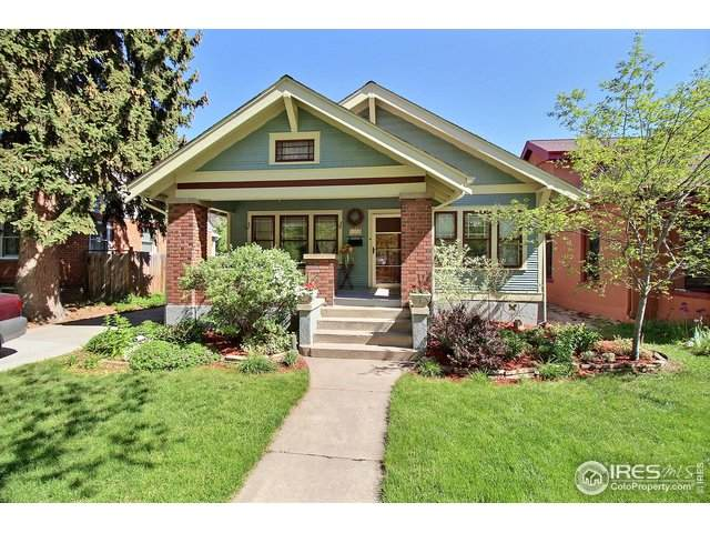 1150 W Mountain Ave, Fort Collins, CO 80521 (MLS #912617) :: Jenn Porter Group