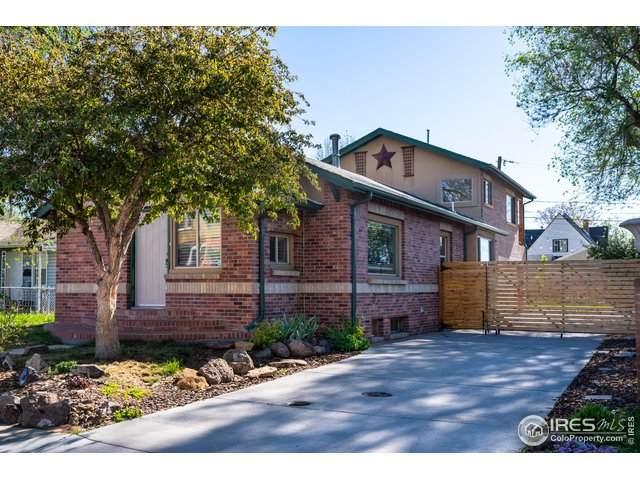 1034 Hazel Ct, Denver, CO 80204 (MLS #912626) :: J2 Real Estate Group at Remax Alliance