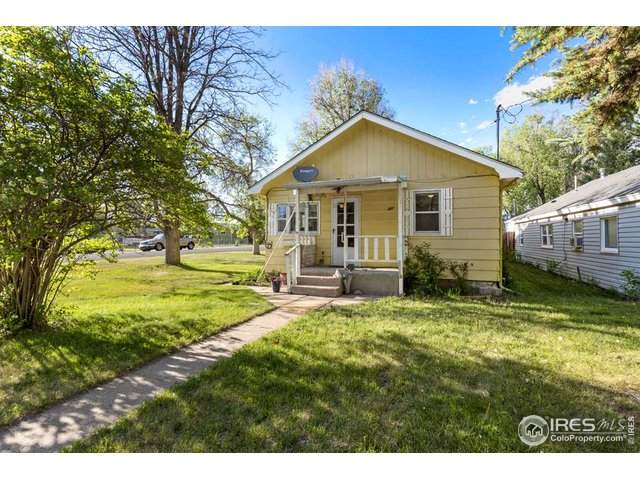 1401 E 4th St, Loveland, CO 80537 (#912631) :: The Brokerage Group