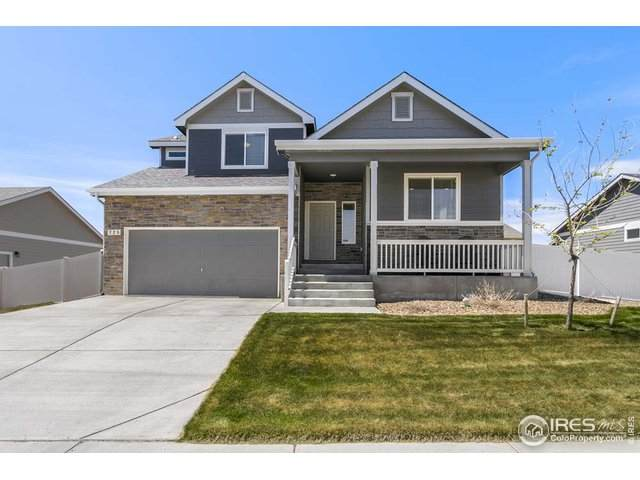 725 Mt Evans Ave, Severance, CO 80550 (MLS #912640) :: Bliss Realty Group