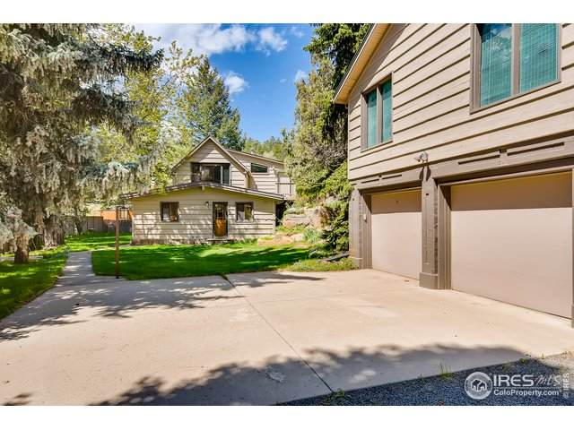 3642 Fourmile Canyon Dr, Boulder, CO 80302 (MLS #912648) :: Tracy's Team