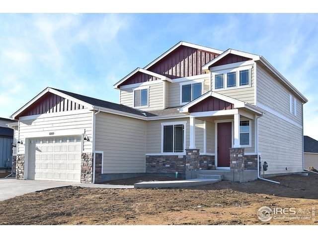 3411 Short Grass Dr, Wellington, CO 80549 (MLS #912651) :: 8z Real Estate