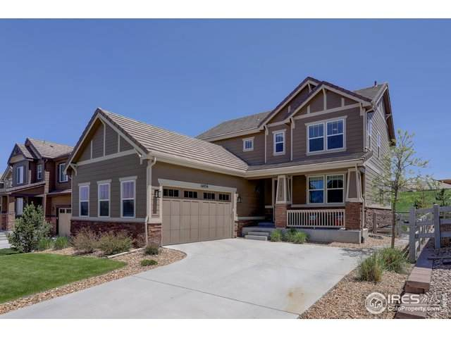 16026 Williams Pl, Broomfield, CO 80023 (MLS #912653) :: Jenn Porter Group
