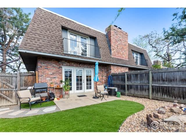 5145 Santa Clara Pl C, Boulder, CO 80303 (MLS #912674) :: Hub Real Estate
