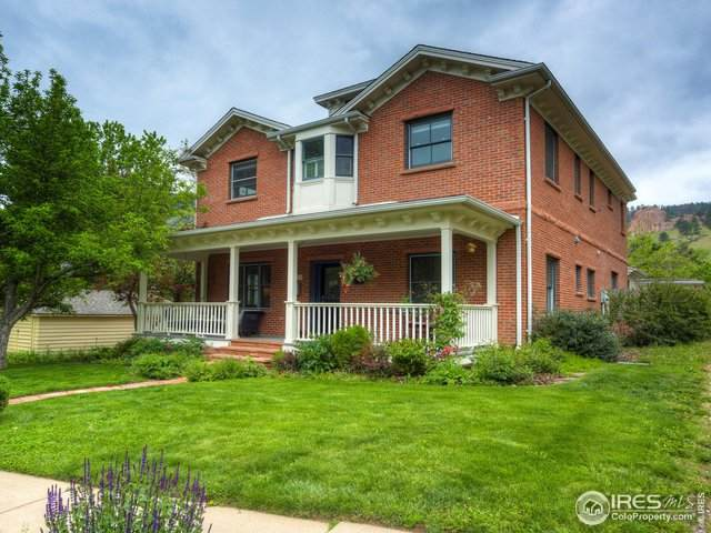 2133 5th St, Boulder, CO 80302 (MLS #912687) :: Colorado Home Finder Realty
