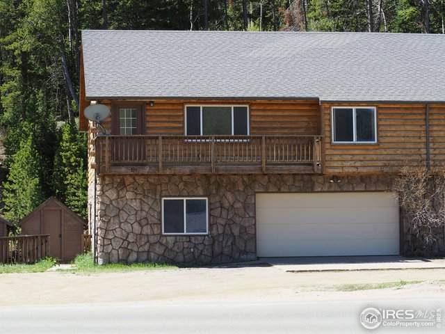 521 Highway 72, Nederland, CO 80466 (MLS #912694) :: Bliss Realty Group