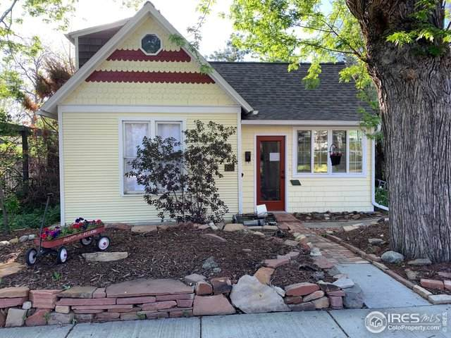 612 Grant Ave, Louisville, CO 80027 (MLS #912702) :: Colorado Home Finder Realty