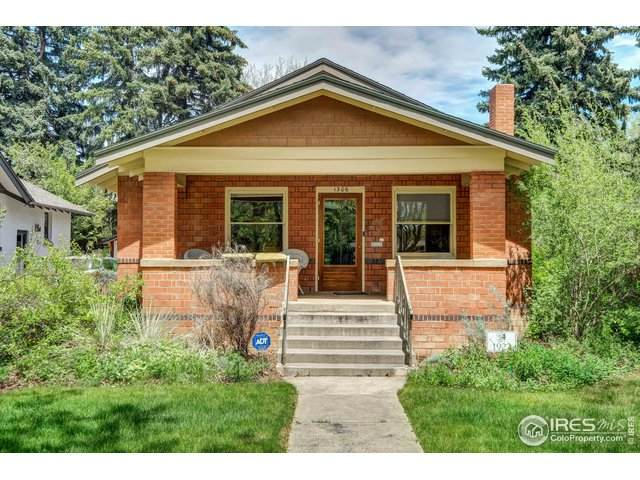 1306 W Mountain Ave, Fort Collins, CO 80521 (MLS #912707) :: Tracy's Team