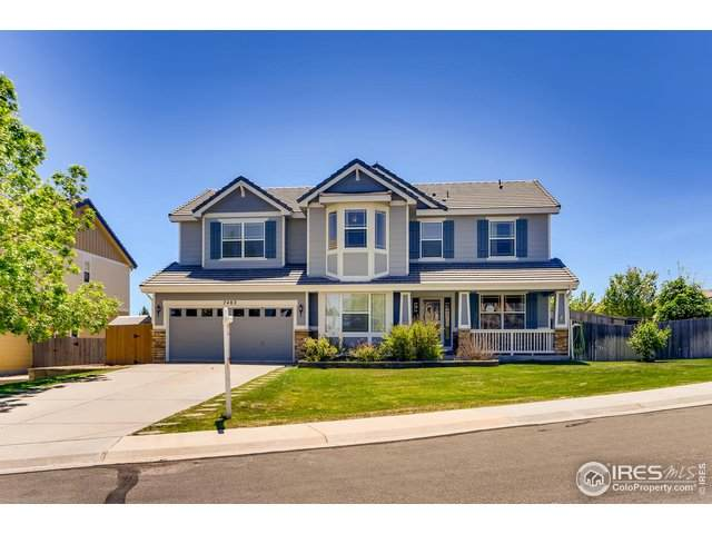 7482 E 130th Cir, Thornton, CO 80602 (MLS #912717) :: 8z Real Estate