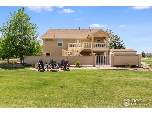 37160 Dickerson Run, Severance, CO 80550 (MLS #912724) :: Bliss Realty Group