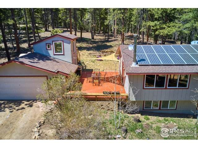 6766 Magnolia Dr, Nederland, CO 80466 (MLS #912729) :: Jenn Porter Group