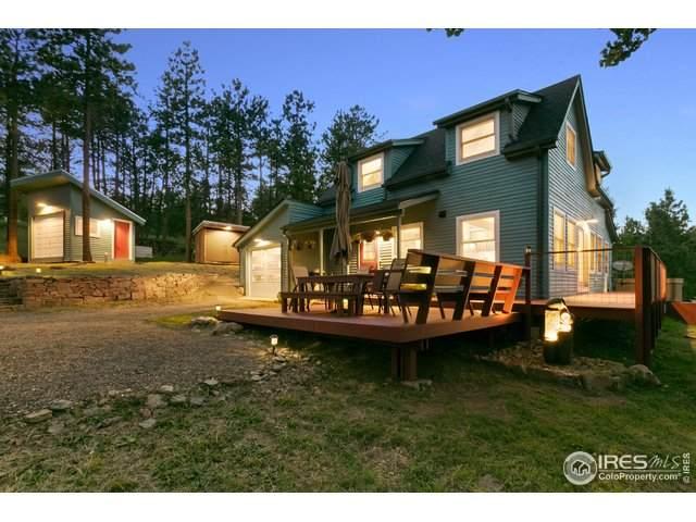 318 Dixon Rd, Boulder, CO 80302 (MLS #912741) :: 8z Real Estate