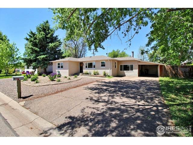 3029 High Dr, Evans, CO 80620 (MLS #912742) :: Bliss Realty Group