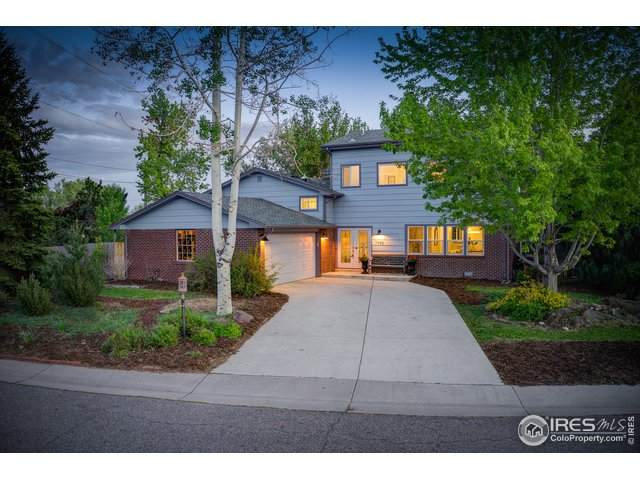 7496 Old Mill Trl, Boulder, CO 80301 (#912743) :: The Peak Properties Group