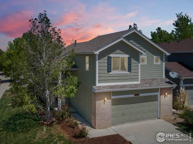 1318 Carnation Cir, Longmont, CO 80503 (#912764) :: The Peak Properties Group