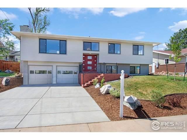1435 Gillaspie Dr, Boulder, CO 80305 (MLS #912771) :: Kittle Real Estate