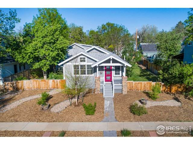 523 Jefferson Ave, Louisville, CO 80027 (MLS #912774) :: Colorado Home Finder Realty