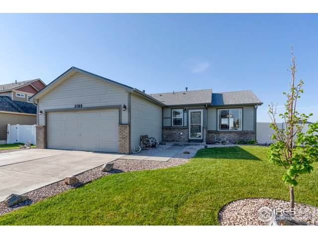 3785 Mount Flora St, Wellington, CO 80549 (MLS #912776) :: 8z Real Estate