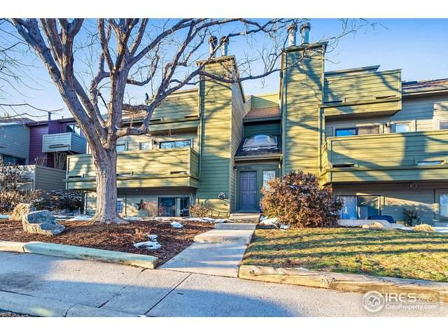 3785 Birchwood Dr #65, Boulder, CO 80304 (MLS #912802) :: Jenn Porter Group