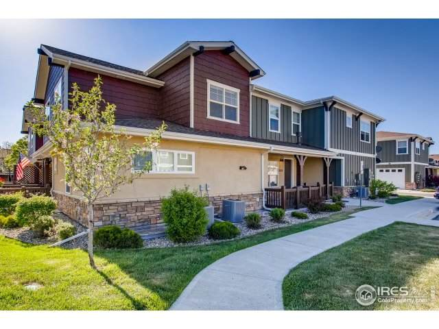 5851 Dripping Rock Ln #206, Fort Collins, CO 80528 (MLS #912820) :: Tracy's Team