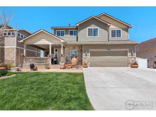 7707 Talon Pkwy, Greeley, CO 80634 (MLS #912829) :: Bliss Realty Group