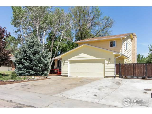 4317 W 23rd St, Greeley, CO 80634 (MLS #912838) :: 8z Real Estate