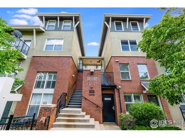 3025 Umatilla St #107, Denver, CO 80211 (MLS #912843) :: J2 Real Estate Group at Remax Alliance