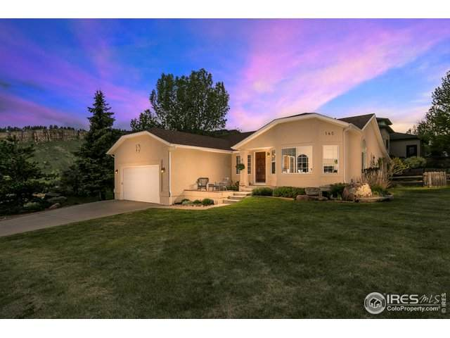 145 Eagle Canyon Cir, Lyons, CO 80540 (MLS #912850) :: Jenn Porter Group