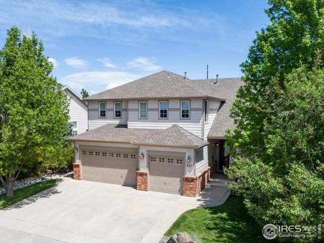 887 Glenarbor Cir, Longmont, CO 80504 (MLS #912857) :: J2 Real Estate Group at Remax Alliance