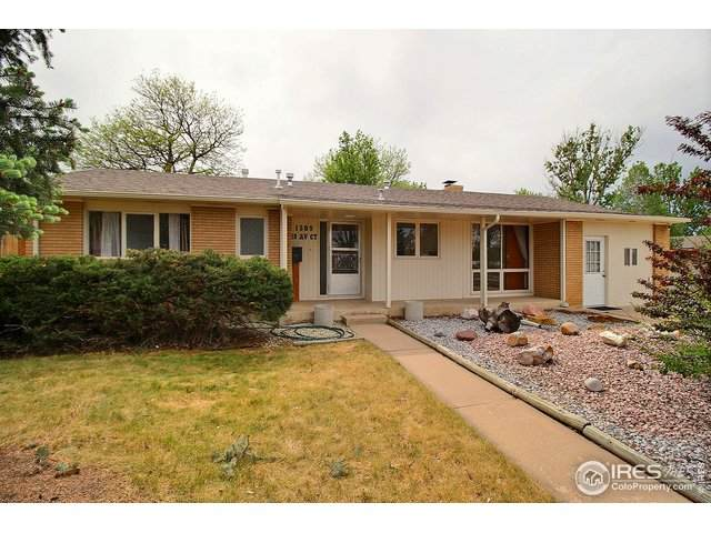 1509 28th Ave Ct, Greeley, CO 80634 (MLS #912865) :: J2 Real Estate Group at Remax Alliance