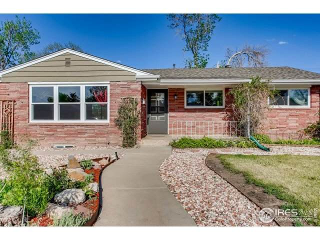 1310 23rd Ave Ct, Greeley, CO 80634 (MLS #912868) :: J2 Real Estate Group at Remax Alliance