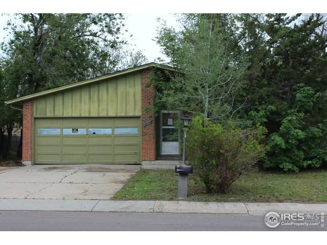 1400 Meeker Dr, Longmont, CO 80504 (MLS #912870) :: J2 Real Estate Group at Remax Alliance