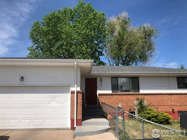 817 30th Ave Pl, Greeley, CO 80631 (MLS #912877) :: Hub Real Estate