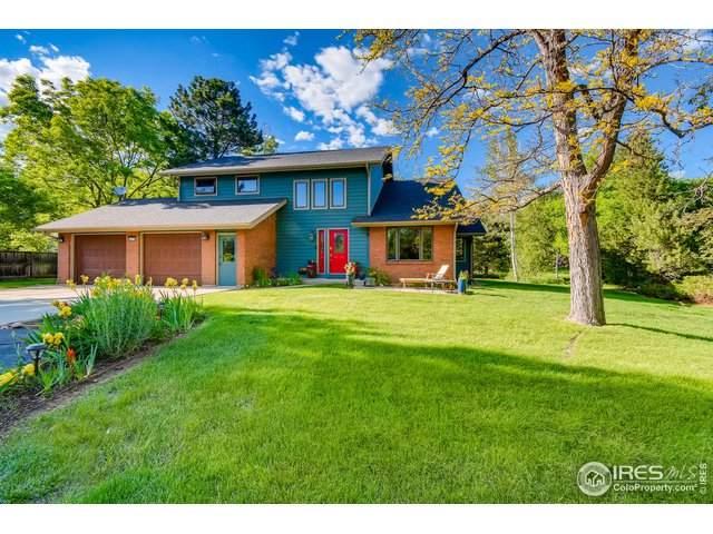 4578 Robinson Pl, Boulder, CO 80301 (MLS #912878) :: Downtown Real Estate Partners
