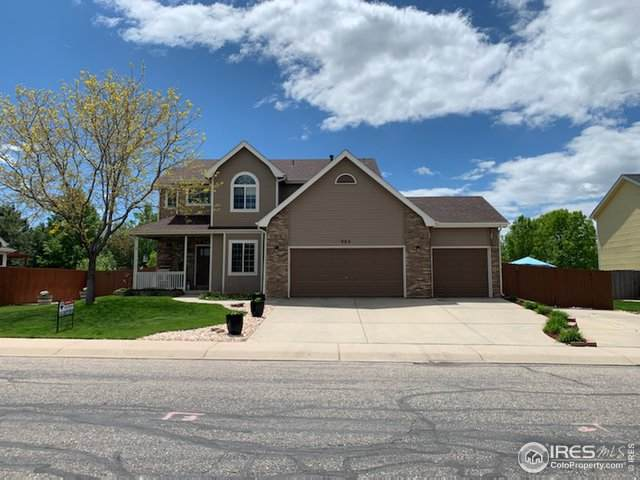 902 Wisteria Dr, Loveland, CO 80538 (MLS #912894) :: RE/MAX Alliance