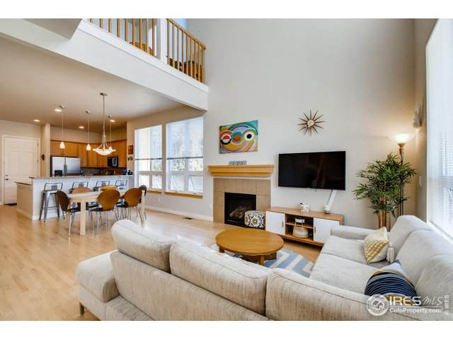 2235 E Hecla Dr B, Louisville, CO 80027 (#912897) :: The Peak Properties Group
