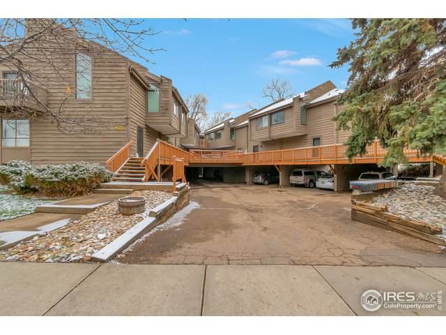827 Maxwell Ave J, Boulder, CO 80304 (#912899) :: The Peak Properties Group