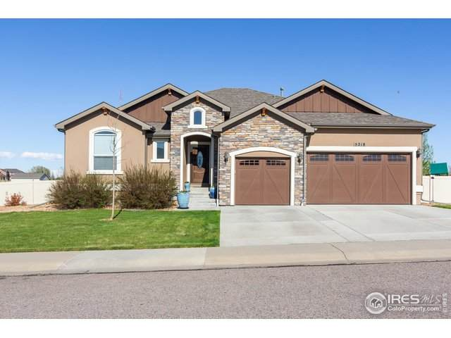 5218 Horizon Ridge Dr, Windsor, CO 80550 (#912900) :: The Margolis Team