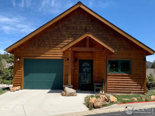 133 Willowstone Ct, Estes Park, CO 80517 (MLS #912906) :: Hub Real Estate