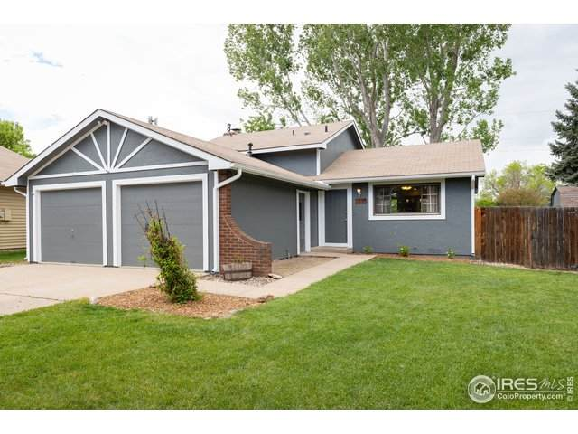 2819 Adobe Dr, Fort Collins, CO 80525 (MLS #912907) :: RE/MAX Alliance