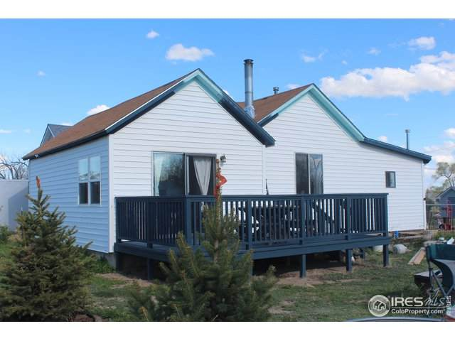 220 Cheyenne Ave, Grover, CO 80729 (MLS #912912) :: HomeSmart Realty Group