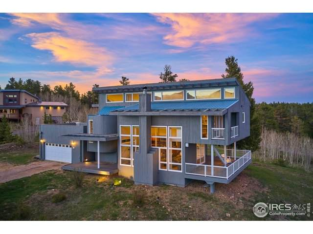92 Navajo Trl, Nederland, CO 80466 (MLS #912932) :: Jenn Porter Group