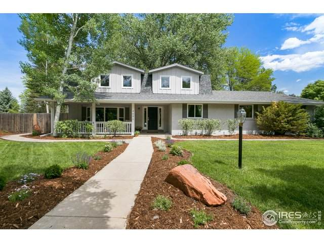 4686 Carter Trl, Boulder, CO 80301 (MLS #912933) :: 8z Real Estate